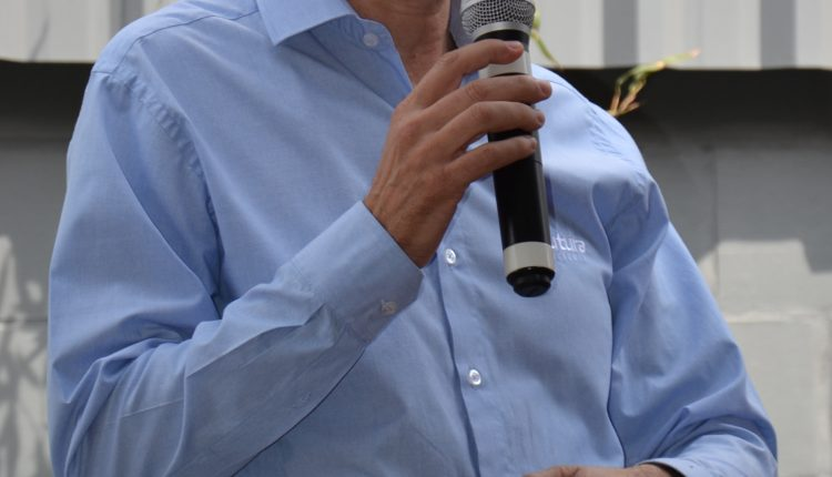 Diretor-presidente do Grupo Estrela, Efraim Fischmann